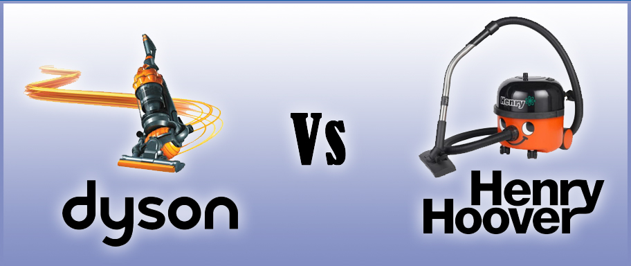 Henry Vs Dyson – Which Hoover Wins?