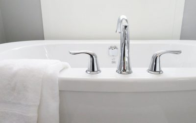 Is a nice smelling bathroom a clean one?