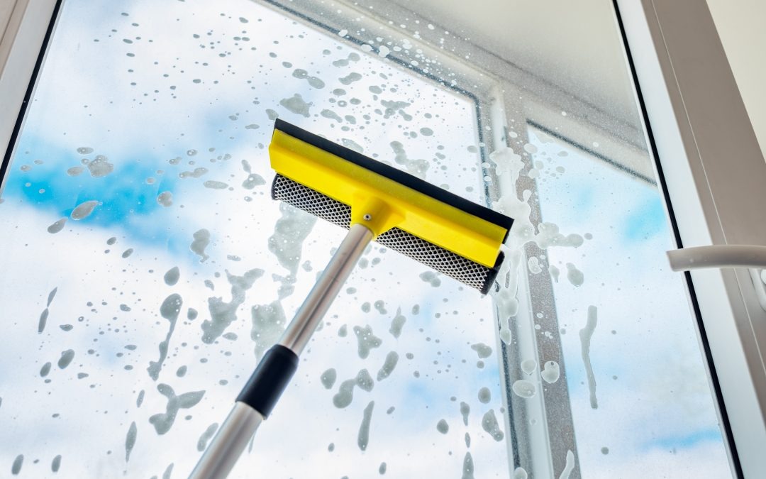 Why window cleaning is so important!