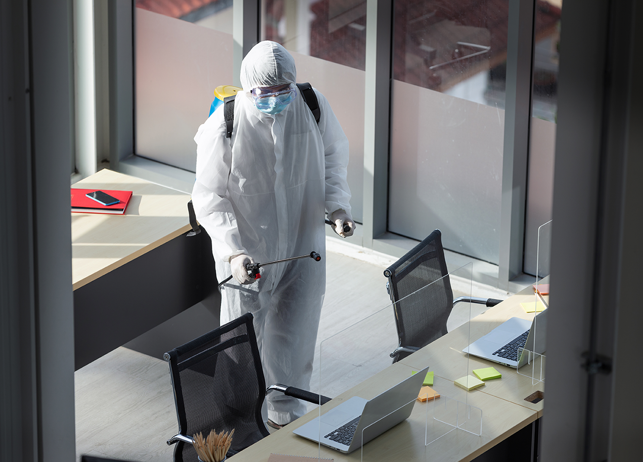 Professional Cleaners – Dealing With The Coronavirus Outbreak